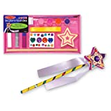 Melissa & Doug Decorate-Your-Own: Wooden Princess Wand