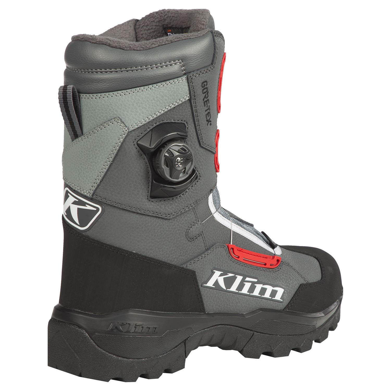 KLIM Adrenaline Pro GTX BOA Boot 12 Hi-Vis