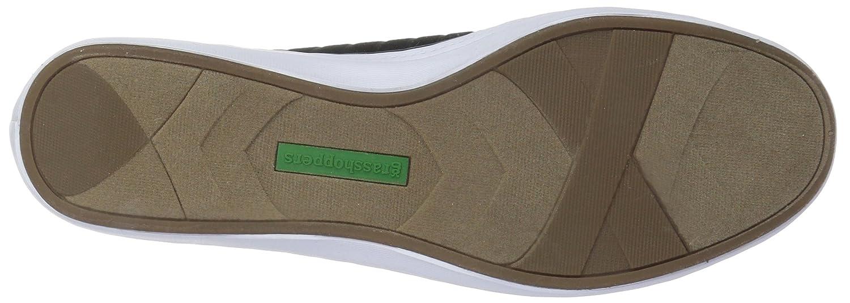 Grasshoppers Sneaker Women's Lacuna Stretch Stripe Sneaker Grasshoppers B07322N3K8 12 B(M) US Black aa8e95