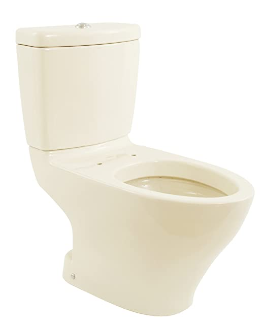 toto cst416m03 aquia ii 2piece toilet with regular height bowl and dual max tank bone toilet water tanks amazoncom - Toto Aquia