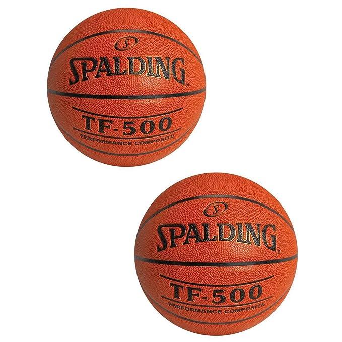 Spalding TF-500 Youth - Balón de Baloncesto (70 cm, 2 Unidades ...