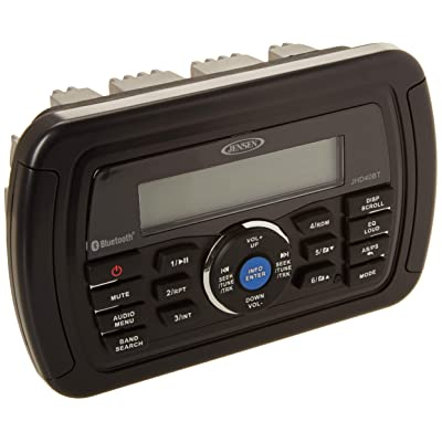 Jensen JHD40BT Bluetooth Radio (Stereo): Automotive