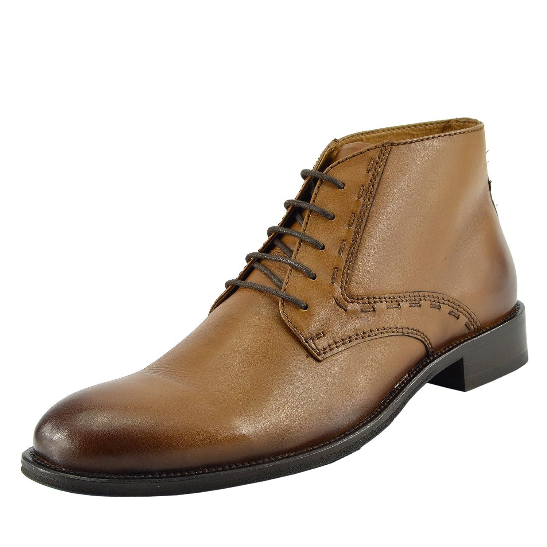 Hommes de Haute Qualité en Cuir Desert Boots Smart Casual de Broglie Cheville Chaussures Kick Footwear