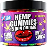 Hеmp Gummies – Gummy Bears for Stress-Relief and Pаin – High-Strength Formula – Fruity Candy Supplements for Relaxed Mood and