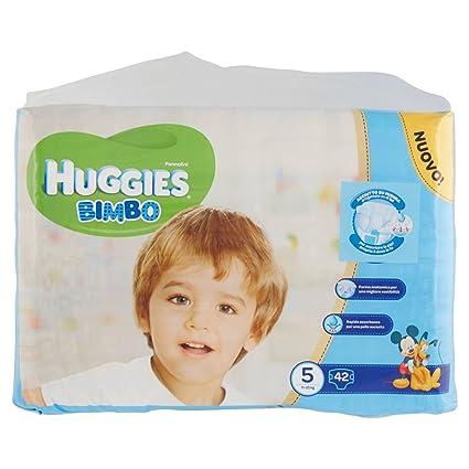Huggies - Bimbo - Pañales - Talla 5 (11-25 kg) - 42