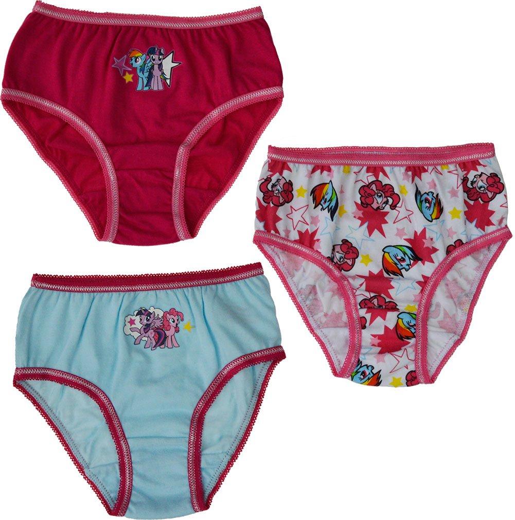My Little Pony Briefs Pants Knickers Underwear