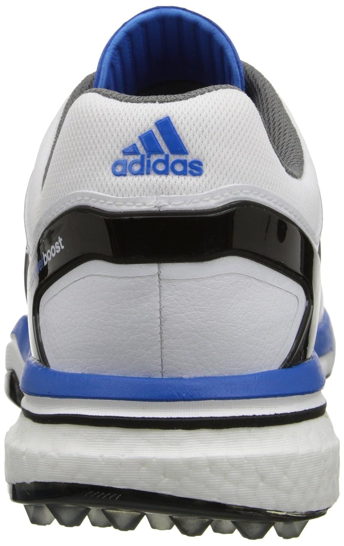 best loved 16e20 15d09 Zapatillas de golf adidas Adipower Boost para hombre Correr Blanco   Core  Black   Bahia Blue