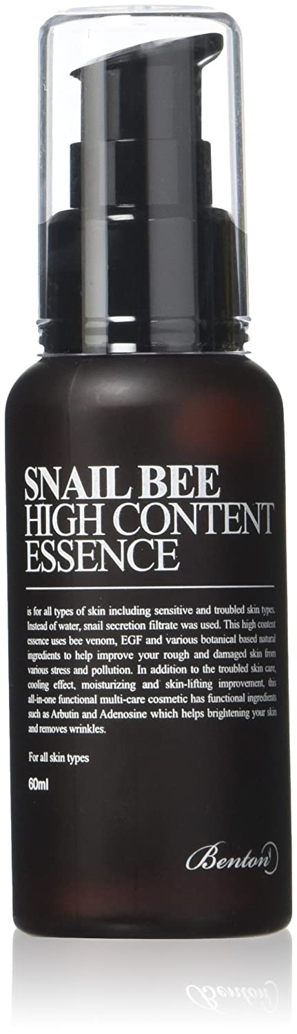 Benton - Snail Bee High Content Essence - Anti Wrinkle Face Serum for men and woman hfs-koi-zk-a10917