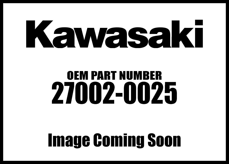 07 kawasaki ninja zx14 used relay assembly fuse box 27002-0025, electrical  - amazon canada