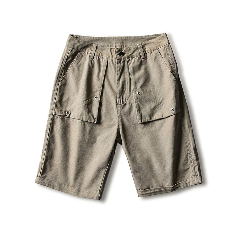 Pantalon Pijama Corto Hombre Verano de Pantalones Cortos Elástico ...