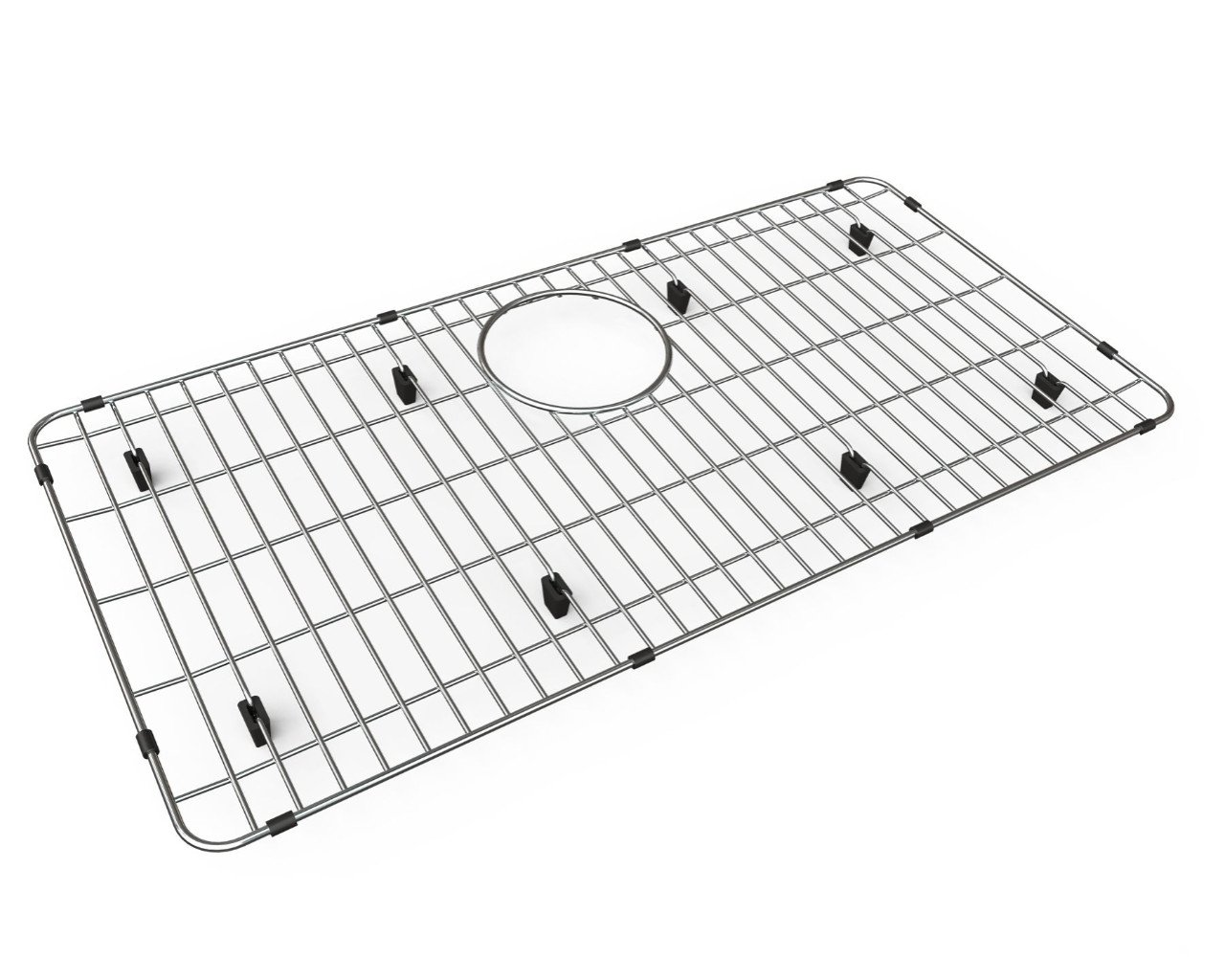 Elkay LKOBG2915SS Gourmet Bottom Grid for ELGR(U)13322, Stainless Steel