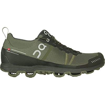 On-Running Mens Cloudventure Pine/Stone Running Shoe - | Road Running