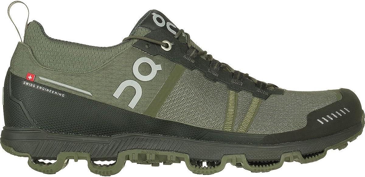 On-Running Mens Cloudventure Pine Stone Running Shoe –