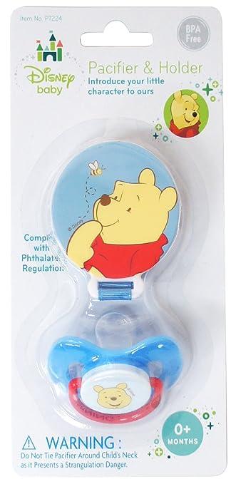 Amazon.com: Winnie the Pooh & Chupete Chupete titular: Baby
