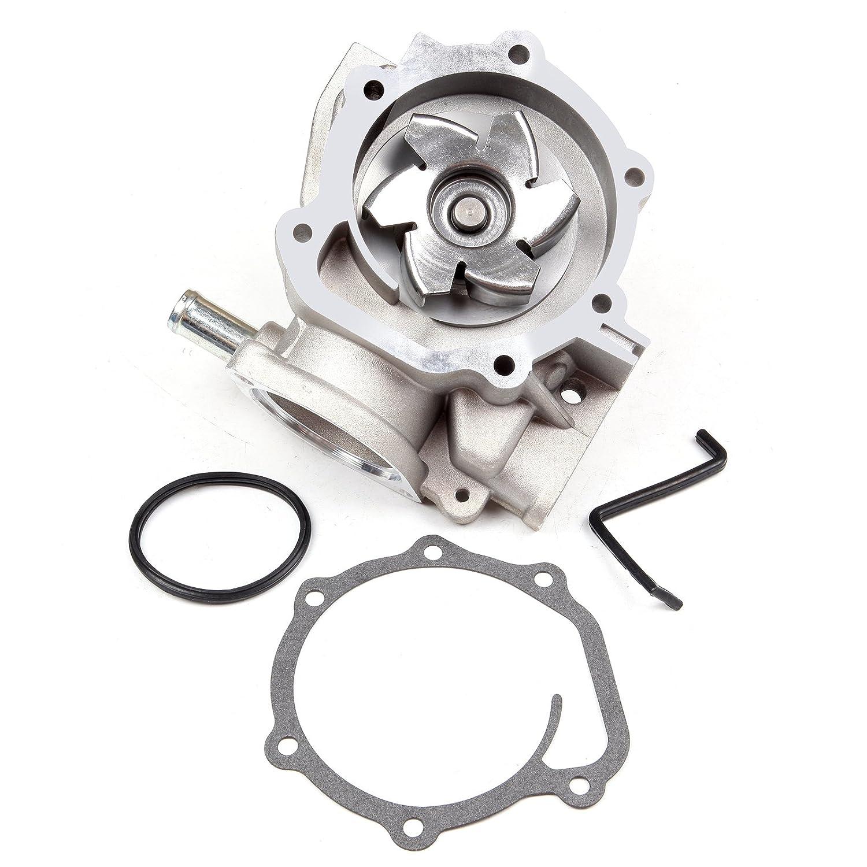 ECCPP Timing Belt Water Pump Kit fit Subaru Outback 00-04 01 02 03 2.5L SOHC