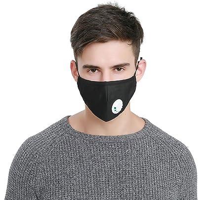 Avigor Respirator N99 Military Anti Pollution Grade Washable Mask