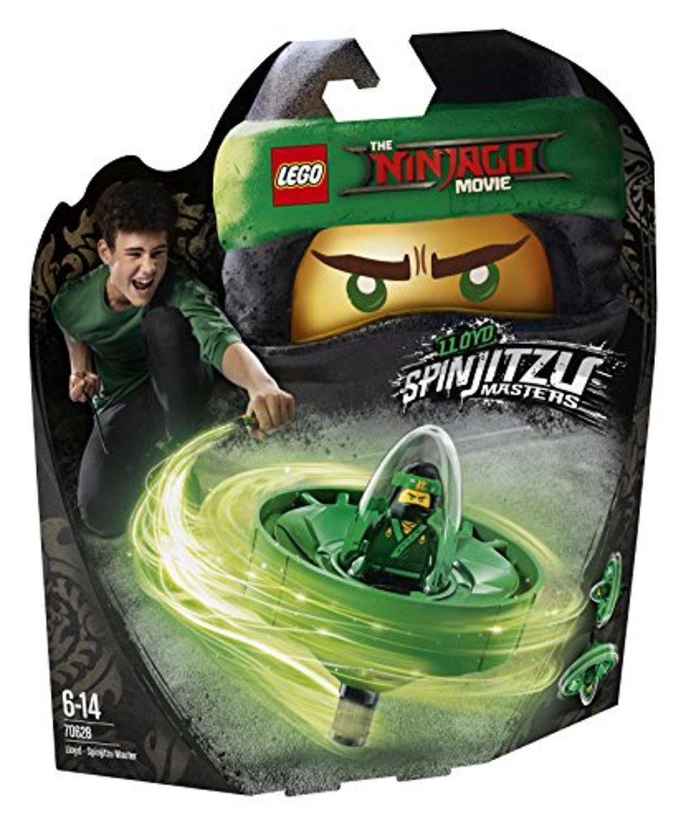 LEGO Ninjago Lego Lloyd: Maestro del Spinjitzu