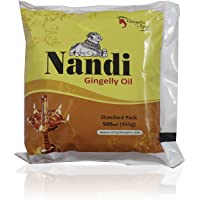 Nandi Oil - Gingelly, 500ml Bottle