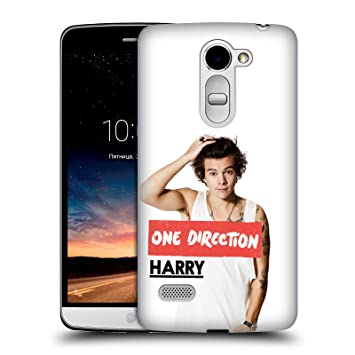 Oficial One Direction camisa blanca Photo Harry Styles funda ...