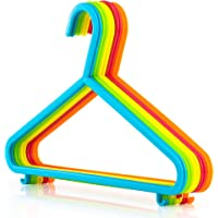 Hangerworld 10 Perchas 30cm Infantiles de Plástico