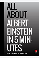 All About Albert Einstein in 5 Minutes (Rupa Quick Reads) Kindle Edition