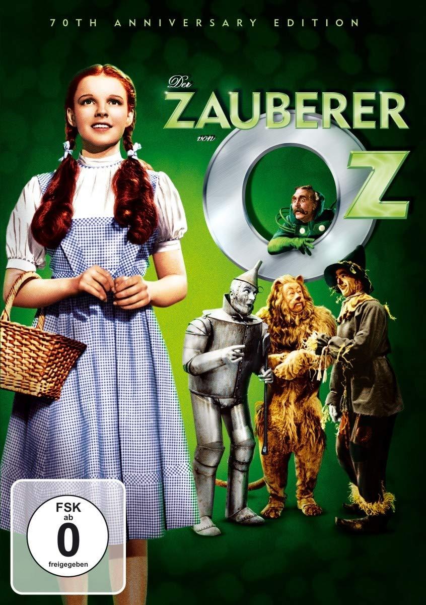 Der Zauberer von Oz [Alemania] [DVD]: Amazon.es: Judy ...