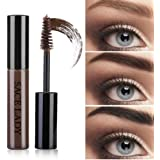 SACE LADY Waterproof Tinted Bow Gel, Long Lasting Sculpting Mascara Eyebrow Pomade Cream Color for Eyebrow Makeup, Flake-proof, Smudge-proof, Non-clumping