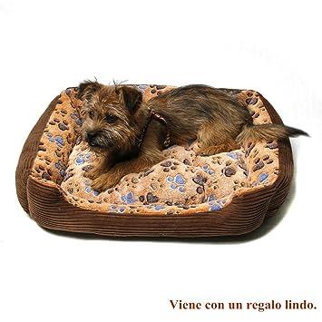 MAXGOODS Cama para Perro Gato, Nido para Mascotas Material Muy Suave Cómodo Diseño Precioso Forma