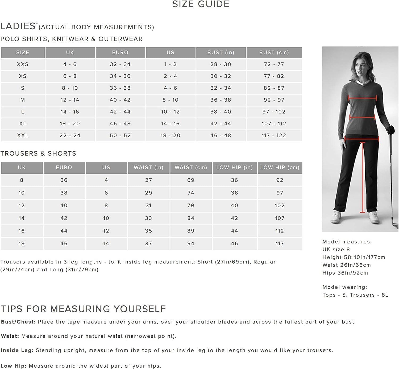 GLENMUIR Ladies' LSL2353 Plain Mercerised Cotton Polo Shirt Daiquiri