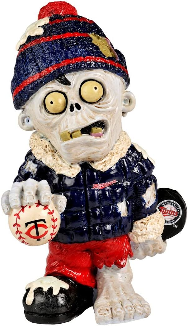 FOCO MLB Unisex Resin Thematic Zombie Figurine