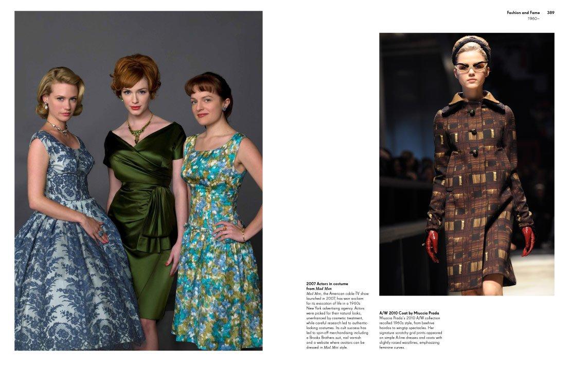 7ae9d3bc4d469 100 Years of Fashion  Amazon.de  Cally Blackman  Fremdsprachige Bücher