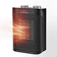 Glamouric 1500W ETL Ceramic Space Heater