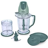 Ninja QB900B Master Prep Quad-Blade 400W Blender Mixer & Food Processor