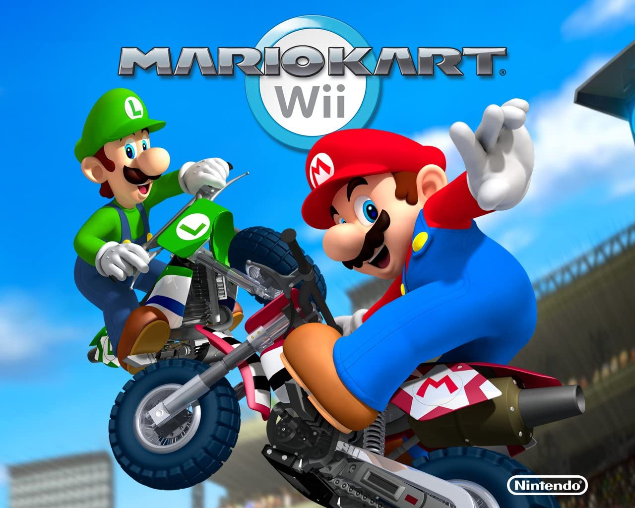 Amazon.com: Mario Kart Wii - Game Only by Nintendo (Certified Refurbished): Video Games