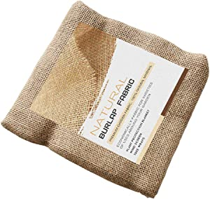 """VJOY Garden Nature Burlap for Plant, Frost Protection Plant Cover 62"""" x15FT"""