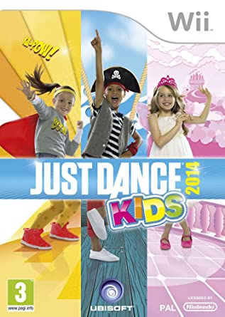 Just Dance Kids 2014 Nintendo Wii Amazon Es Videojuegos