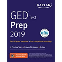 GED Test Prep 2019: 2 Practice Tests + Proven Strategies