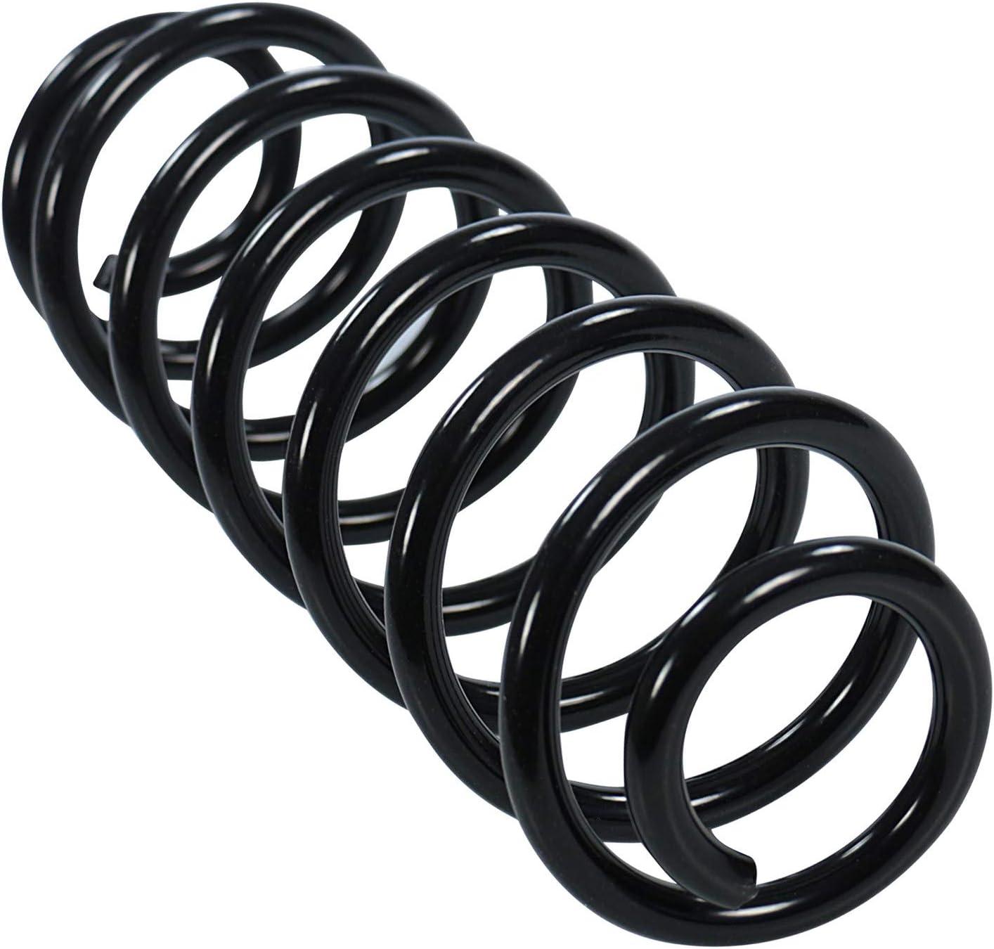 2x Bilstein Feder Fahrwerksfeder Federn Fahrwerksfedern Spiralfeder Spiralfedern Hinten Auto