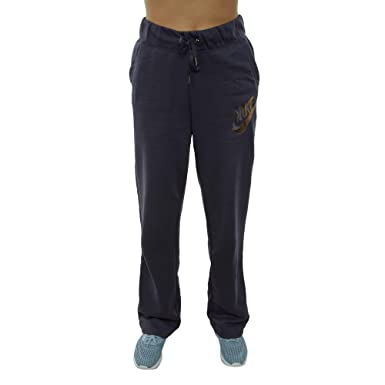 d843e65a3fc45 Image Unavailable. Image not available for. Color: Nike Women's Sportswear  Metallic Fleece Pants