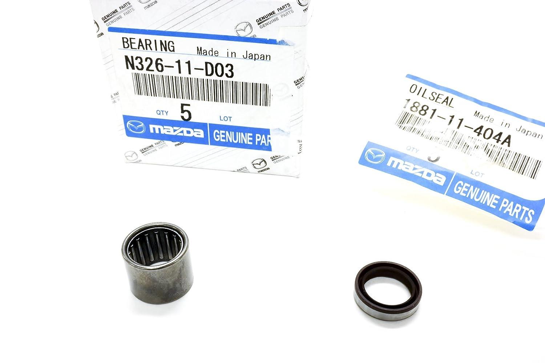 Mazda RX-8 embrague Piloto rodamientos y retén de aceite eje excéntrico Rotary motor OEM: Amazon.es: Coche y moto