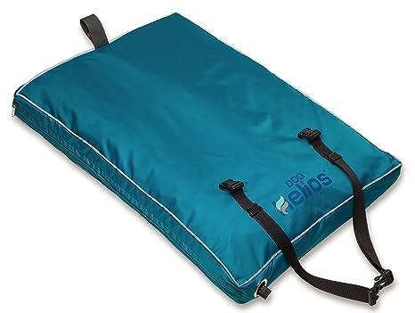 Helios pb72blmd Aero-Inflatable Plegable al Aire Libre Camping Viajes Impermeable Perro de Mascota Cama Alfombrilla, tamaño Mediano, Color Azul: Amazon.es: ...