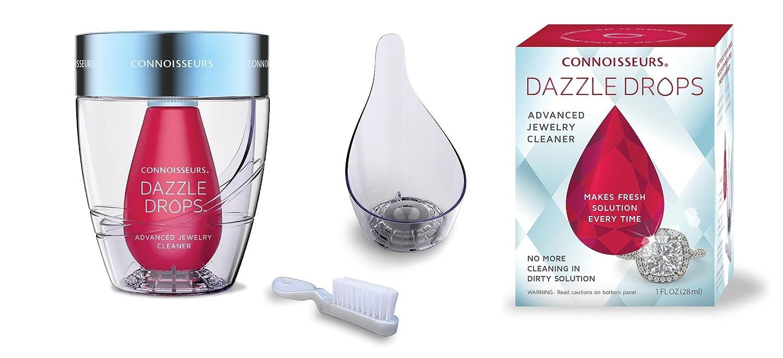 Connoisseurs Dazzle Drops Advanced Jewellery Cleaner™ 1060-12