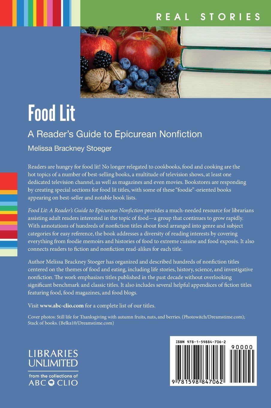 Food Lit: A Reader's Guide to Epicurean Nonfiction (Real Stories)