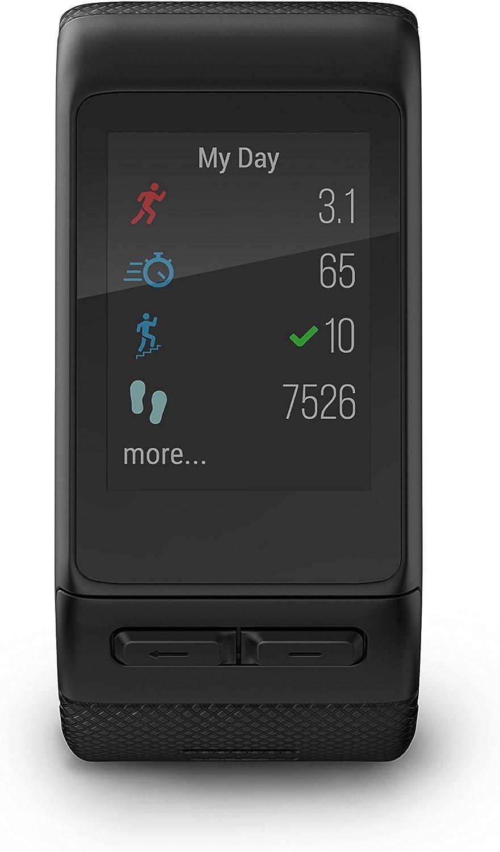 Garmin Vivoactive HR - Reloj con pulsómetro integrado, unisex ...