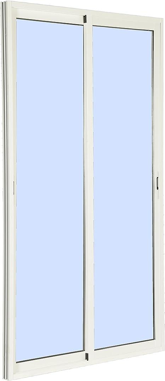 Balconera Aluminio Corredera 1500 ancho x 2000 alto 2 hojas (marco ...