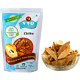 Ready to eat Freeze Dried Chikoo Fruit Slices