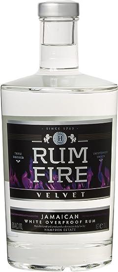 Hampden Estate Rum Fire Velvet overpr impermeable (1 x 0,7 l)