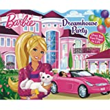 Barbie Dreamhouse Party (Lift-The-Flap) (Barbie Lift The Flap)