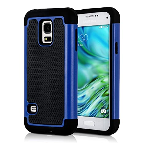 kwmobile Funda para Samsung Galaxy S5 Mini G800: Amazon.es ...