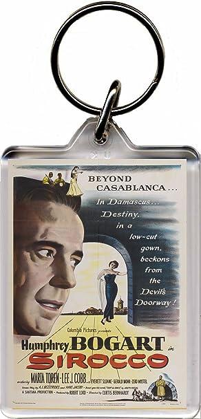 Humphrey Bogart - Sirocco - Llavero un: Amazon.es: Oficina y ...